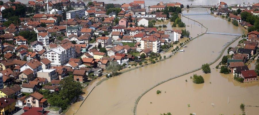 Smanjenje prirodnih katastrofa