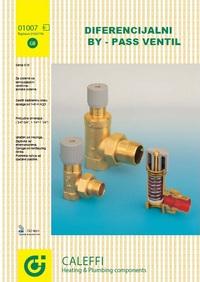 Diferencijalni by - pass ventil