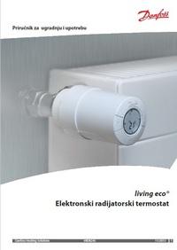 Elektronski radijatorski termostat