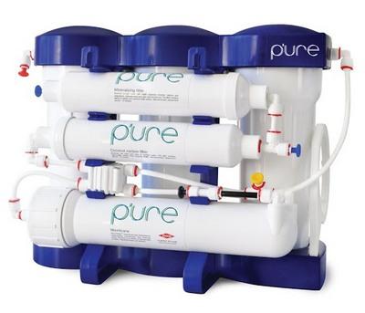 Pure ecosoft sistem reverzne osmoze sa mineralizujućim filterom (6-50)