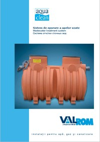 AquaClean - sistemi za preradu otpadnih voda