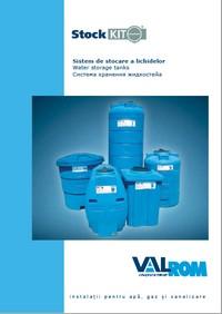 StockKIT - PE rezervoari za vodu