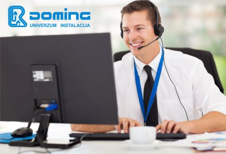 Doming-Call centar