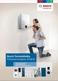 Bosch Termotehnika 2018/19