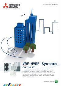 VRF sistemi