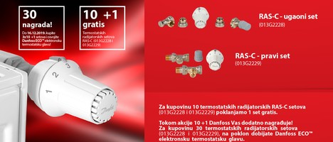 Danfoss nagrade