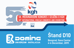 DOMING na KGH 2019.