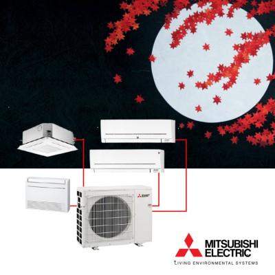 Mitsubishi Electric - Multi split sistemi MXZ-F R32