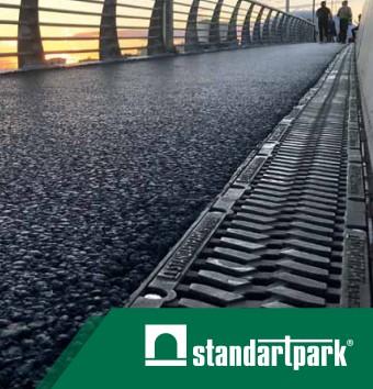 STANDART PARK - Sistemi za odvod atmosferskih voda