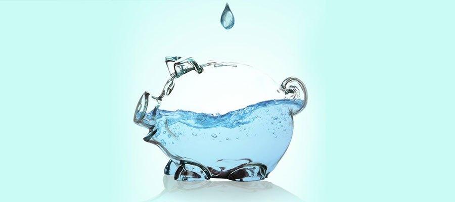 Perlatori štede vodu